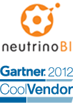 NeutronoBI Gartner Cool Vendor 2012