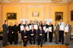Certification Europe SME Certificate Conferring Ceremony photo