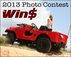 2013 Willys Jeep Cover Photo Contest