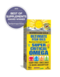 ReNew Life's Norwegian Gold Super Critical Omega Fish Oil Supplement Receives Prestigious Best of Supplements Award