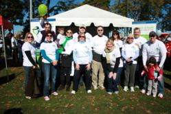 Provia Labs' Store-A-Tooth raised over $5000 to support diabetes research at the JDRF Walk in Boston