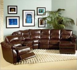 SofasAndSectionals.com Starts The Holiday Shopping Season Early With A 50%  Discount On A Popular Leather Sectional