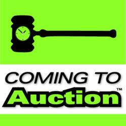 Coming To Auction