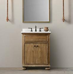 Nice Weathered Wood Bathroom Vanities For A Cottage Style Bathroom Are  Introduced By HomeThangs.com U2013 Home Improvement Super Store