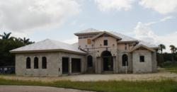 Construction Progress in Majorca at Fiddler's Creek, Naples FL
