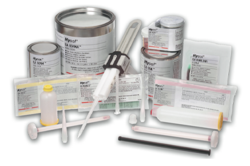 Vacuum Bagging Materials, Aircraft Sealants, Sealant Dispensing Equipment, Fiberglass, Carbon & Kevlar, Core Materials, Adhesives, Polyester Resins, Epoxy Resins, Industrial Adhesives, Gel Coat, and Tooling Materials