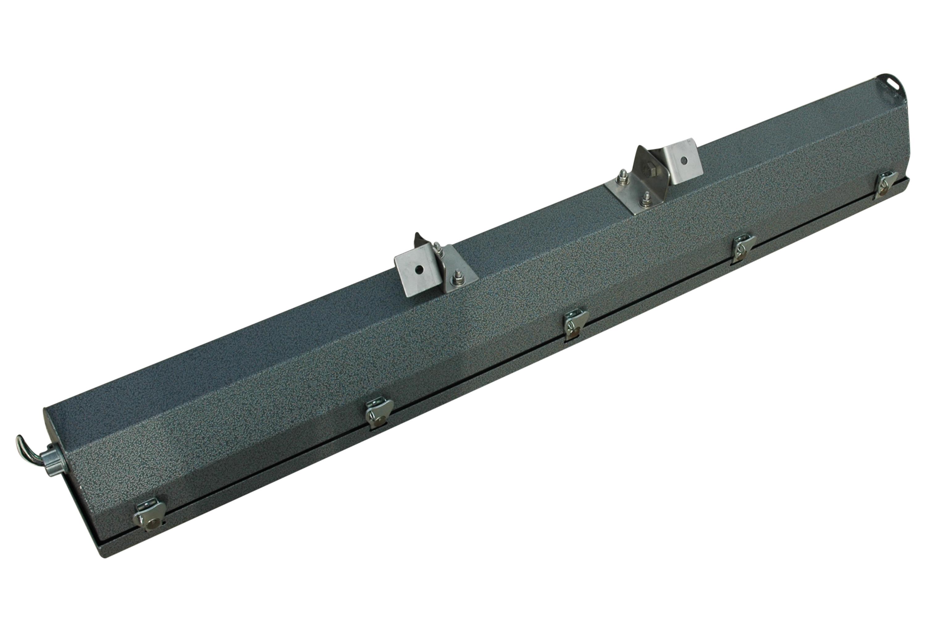adjustable mounting brackets on the hazardous area led light fixture. Black Bedroom Furniture Sets. Home Design Ideas