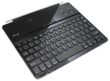 The World's Lightest and Slimmest Wireless Keyboard Cover Case for...