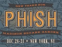 Phish Tickets 2012 Phish New Years 2012 2013 Run At