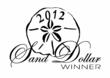 """2012 CBIA Sand Dollar Award for """"Community of the Year,"""" """"Best Special Event for Residents - New Year's Eve Party,"""" and """"Best Community Newsletter"""""""