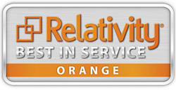 kCura Relativity Software Best in Service