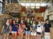 The teens were visiting the National Museum of China in Beijing. Visiting the historical and cultural attractions in China is part of the program
