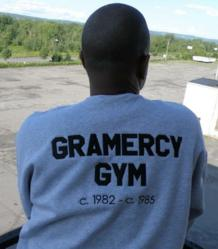 Gramercy Gym Custom Sweatshirt