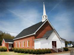 Rice Creek Church, Canon Georgia