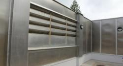 noise barrier,HVAC noise,soundbarrier,soundproofing,generator noise, industrial noise pollution,noise insulating material,sound panels