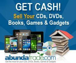 AbundaTrade Promo Code for First-time Users - Trade Used CDs