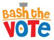 Bash the Vote App Logo