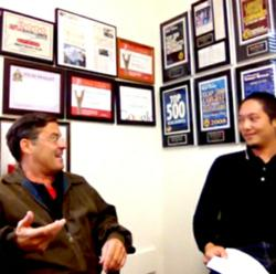 Brendan Lai-Tong interviews Sheet Music Plus founder Nick Babchuck.