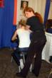 Massage therapy is one of many holistic healing practices, which are offered at the Expo.