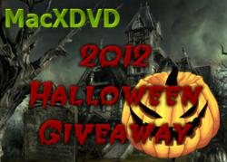 MacX 2012 Halloween Giveaway - MacX DVD Ripper Pro Halloween Edition