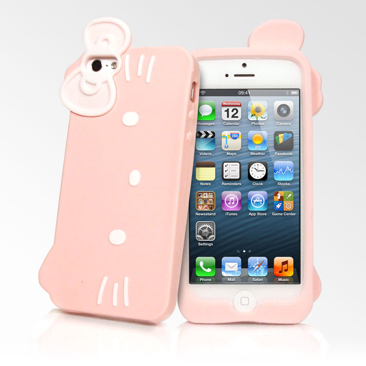 Lollimobile com Releases New Cute iPhone 5 Cases You Are Sure To AdoreIphone 5 Cases Hello Kitty 3d