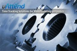 uAttend Offers Time Clocks and Time Tracking Solutions for Manufacturing Companies