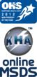 KHA ONLINE-MSDS, OH&S MAGAZINE NEW PRODUCT OF THE YEAR CONTEST WINNER