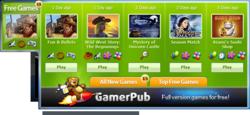 Free GamerPub Gadget