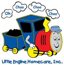 Little Engine Logo