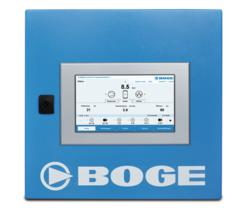 The intelligent airtelligence provis 2.0 increases the efficiency of the entire compressor system and saves costs