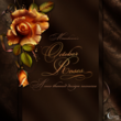 "New from Jaguarwoman Designs - Artist Moonbeam1212's ""October Roses"""