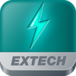 New Extech EX845 METERLiNK for Android App