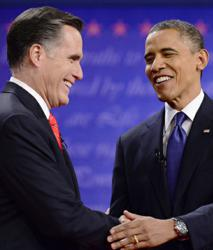 a comparison between the platforms of barrack obama and mitt romney The audacity of hope has 120,757 ratings and 4,708 reviews delille said: i really wish i knew if obama actually wrote this book or if he had a ghost wri.