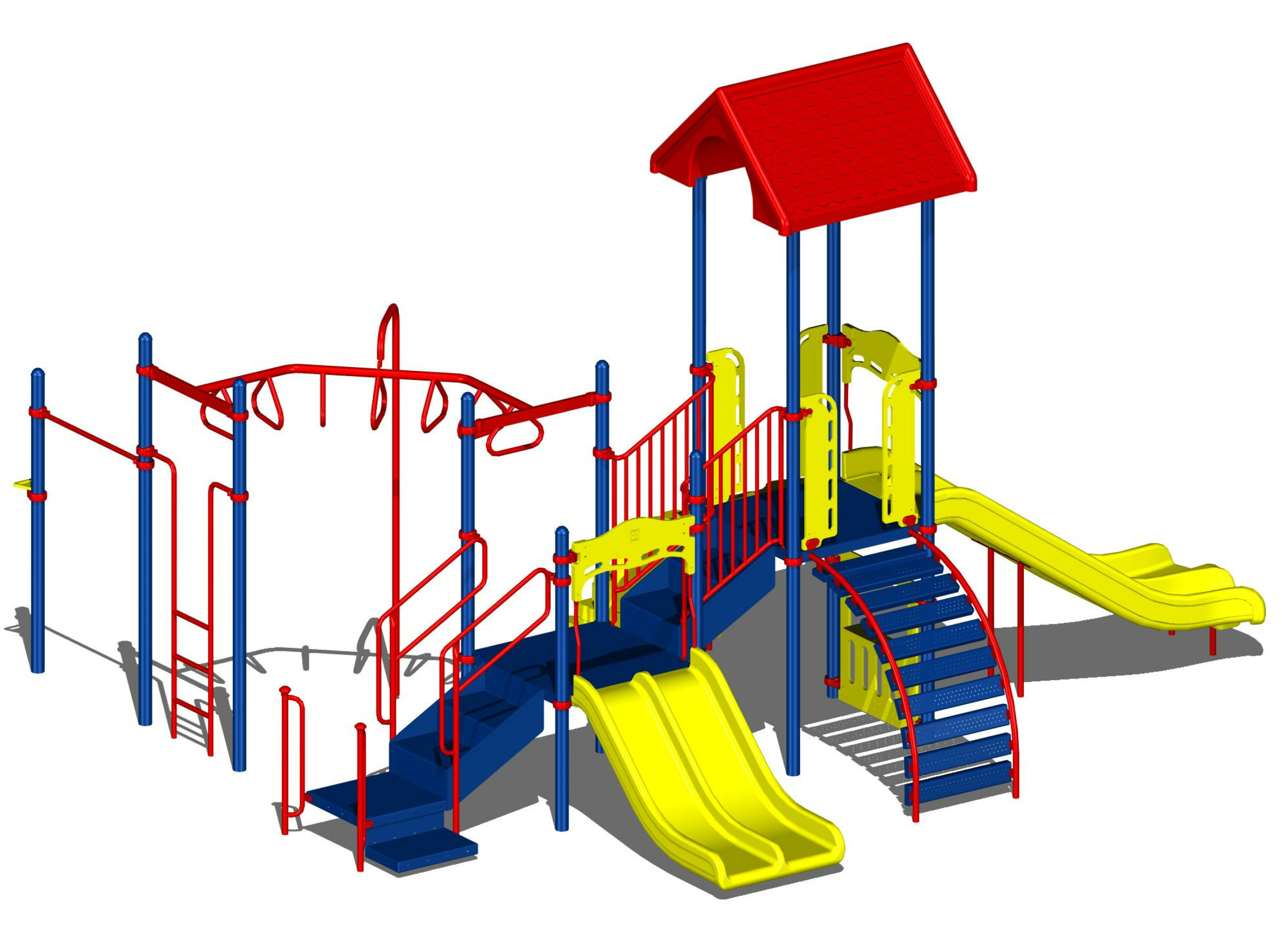 School playground equipment pacific play systems - Los Angeles Playground Equipment Company Completes San