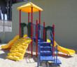 Playground Equipment at Emerald Vista Apartments