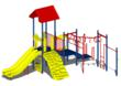 Design View for New Playground at Carriage Hill HOA, Vista.