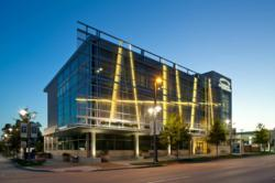 Translational Research Institute Shaded In Sunny Orlando