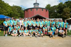 Team Aetna at Camp Challenge Ride