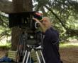 Hollywood Director Rob Schiller on location.