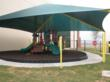 Playground Equipment Shade Structure