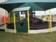 Playground Equipment Trike Path