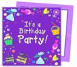 New Celebrations of Life Store Launches Printable Birthday Invitations