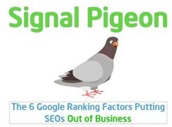 Signal Pigeon Aims to Clear Up Effective SEO Techniques