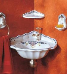 Neptune Powder Room Set From Herbeau