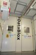 Cleanroom airlock of a DataBlox 20 for toxic environments