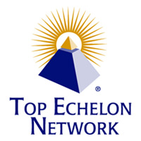 Top Echelon Network, an elite recruiter network of highly specialized search firms