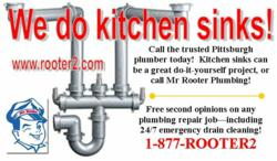 Clogged drains - Megan Beall- JP Beall - Mr Rooter Plumbing Pittsburgh