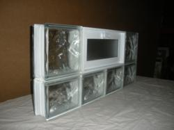 Innovate Protect All Glass Block Window with a Specialized Fabrication System