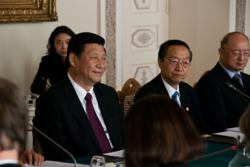 Xi Jinping next president of China