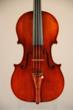 Violin Crafted By Los Angeles Violinmaker Eric Benning Shown at Modern Masters Exhibition